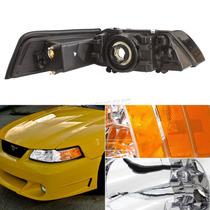Faros Ford Mustang 99-00-01-02-03-04, Accesorios, Jdm, Autos