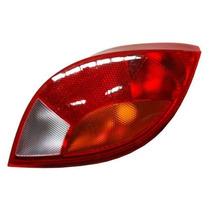 Calavera Ford Ka 2001 Rojo/blanco/ambar