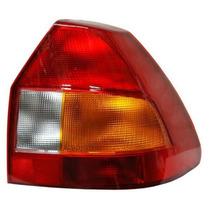Calavera Ford Ikon 2001-2002-2003 Rojo/blanco/ambar