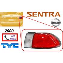 2000 Nissan Sentra Calavera Trasera Lado Derecho Tyc