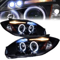Faros Ojo De Angel, Lupa, Hid Xenon Mitsubishi Eclipse 06 11