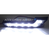Faros Auxiliares Renovatio Luz De Dia Led Brillante 3 Model