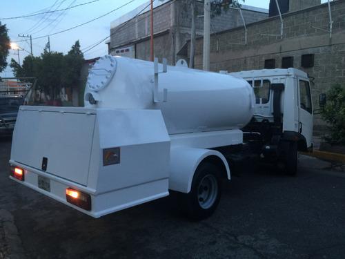 Faw - Pipa De Gas Lp Nueva