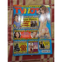 Revista Tv Notas Portada La Wanders Poster Michelle Vieth