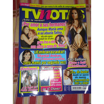 Revista Tv Notas Portada Chantal Poster Paulina Soto