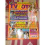 Revista Tv Notas Portada Cecy Ponce Poster Marjorie Souza
