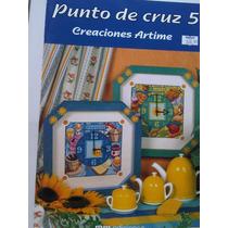 Punto De Cruz 5 Revista Creaciones Artime