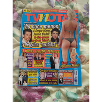 Revista Tv Notas Portada Jaime Camil Poster Jackie Arroyo
