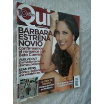 Barbara Mori Ov7 Revista Quien 2010