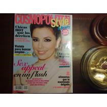 Eva Longoria En Cosmopolitan Especial Style & Beauty 2010