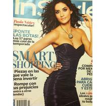 Paola Nuñez Revista Instyle