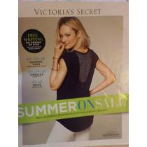 Victorias Secret Moda Catalogo 2014 Blusas Short Jeans Bikin