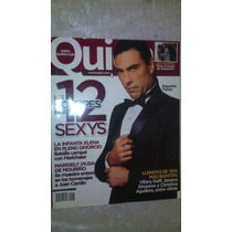 Eduardo Yañez Chavela Vargas Revista Quien 2009