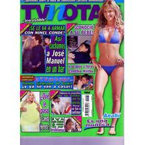 Tlax Revista Tv Notas # 482 ( Anahi Y Federico Pizarro)