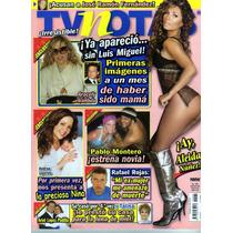 Tlax Revista Tv Notas #536 ( Aleida Nuñez Y Ninel Conde)