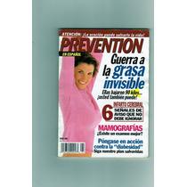 Tlax Revista Prevention # 1 ( Guerra A La Grasa Invisible)