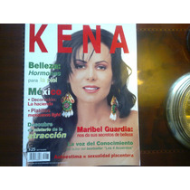 Maribel Guardia En La Revista Kena 2005