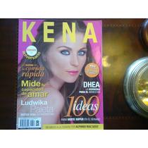 Ludwika Paleta En La Revista Kena 2009