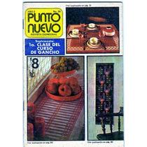 Tlax Revista Punto Nuevo N° 26 Con Curso De Tejer Con Gancho