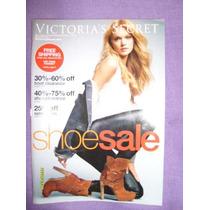 Victorias Secret Moda Catalogo 2009 Zapatos Accesorios Bolsa