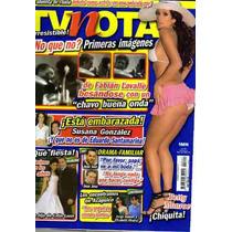 Tlax Revista Tv Notas # 601 ( Betty Monroe)