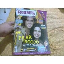 Rebelde, Revista, Oficial Vbf