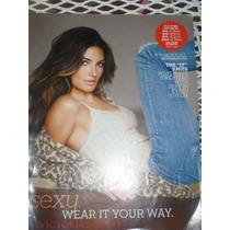 Victorias Secret Catalogo 2010 Sueter Pantys Botas Bra Panty