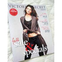 Victorias Secret Catalogo 2010 Blusas Botas Abrigos Yoga