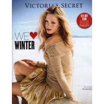 Victorias Secret Catalogo 2011 Casual Sueter Vestidos Mini