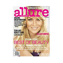 Ellen Pompeo Allure Usa La Revista Experta En Belleza