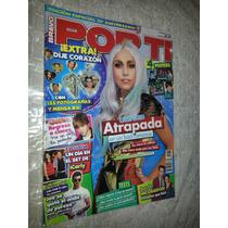 Lady Gaga Justin Bieber Joe Jonas Revista Por Ti 2010