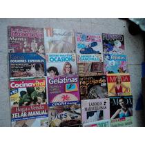 Revistas De Cocina Y Manualidades Varias Envio Gratis
