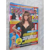 Jenni Rivera Revista Tv Y Novelas 2012