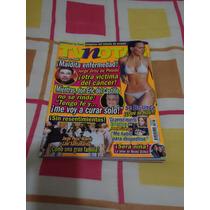 Revista Tv Notas Portada La Bebe D Memo Ochoa Poster Belinda