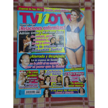 Revista Tv Notas Portada Sergio Sendel Poster Lili Brillanti