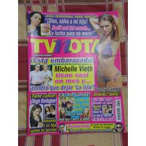 Revista Tv Notas Portada Ivonne Montero Poster Danny Gamba