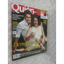 Barbara Mori Revista Quien 2015
