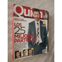 Chema Yazpik Revista Quien 2013