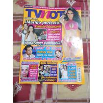 Revista Tv Notas Portada Lupita Jones Poster Sugey Abrego