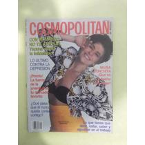 Cosmopolitán De Septiembre 1990,ma. Conchita Alonso