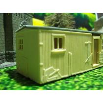 Vh08 Trenes Escala Ho Bachmann Vagon De Trabajo Campamento