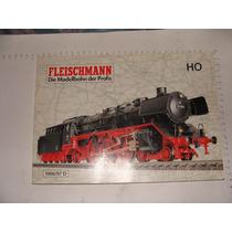 Fleischmann Catalogo De Trenes 1996/97 D, Ho, 163 Paginas