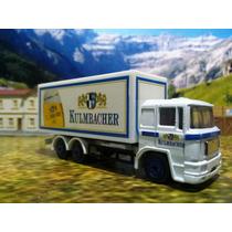 39 Trenes Escala Ho Trailer Cervecero Kulmbacher