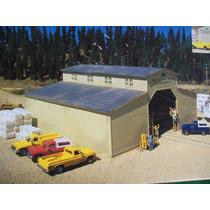 Yh Trenes Escala Ho Edificio De Almacenamiento Walton & Sons