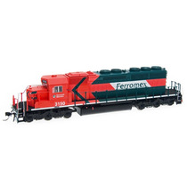 Locomotora Ferromex Sd40-2 De Intermountain Escala Ho