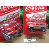 H5l Trenes Escala Ho Autos Hartoy Coca-cola X Pza. O Por Set