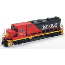 Athearn Ho Locomotora Gp35 Nacionales De Mexico 8212 Ndem