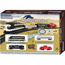 Bachmann Tren A Escala Thoroughbred Ready-to-run Ho 00691
