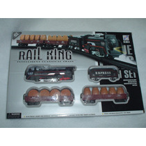 Tren De Carga Con 2 Vagones De Carga Y 1 De Carbon Esc 1:100
