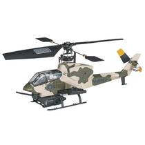 Helicoptero Ah-1j Seacobra Heli-max Radio 2.4 Ghz..